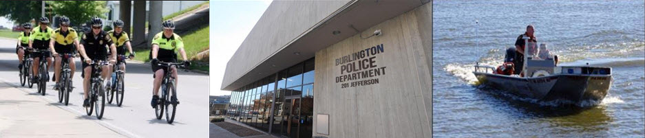 Burlington Police Department, IA Police Jobs